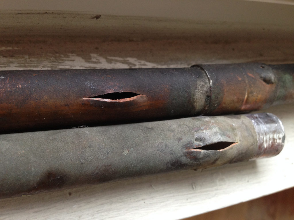 Miami Burst Pipe Repair