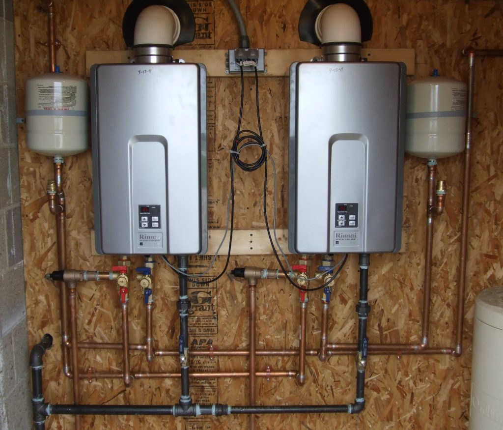 Miami Tankless Water Heater Installation